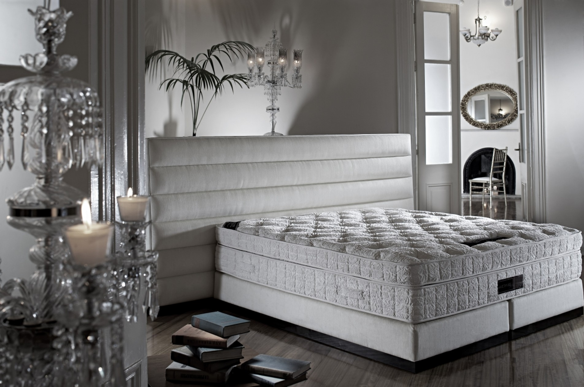 matelas amethyste modulance. Black Bedroom Furniture Sets. Home Design Ideas