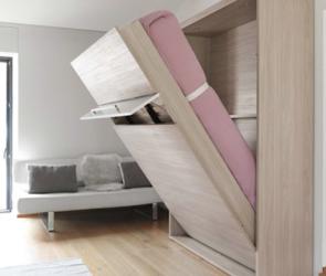 armoires lits escamotables simples modulance. Black Bedroom Furniture Sets. Home Design Ideas