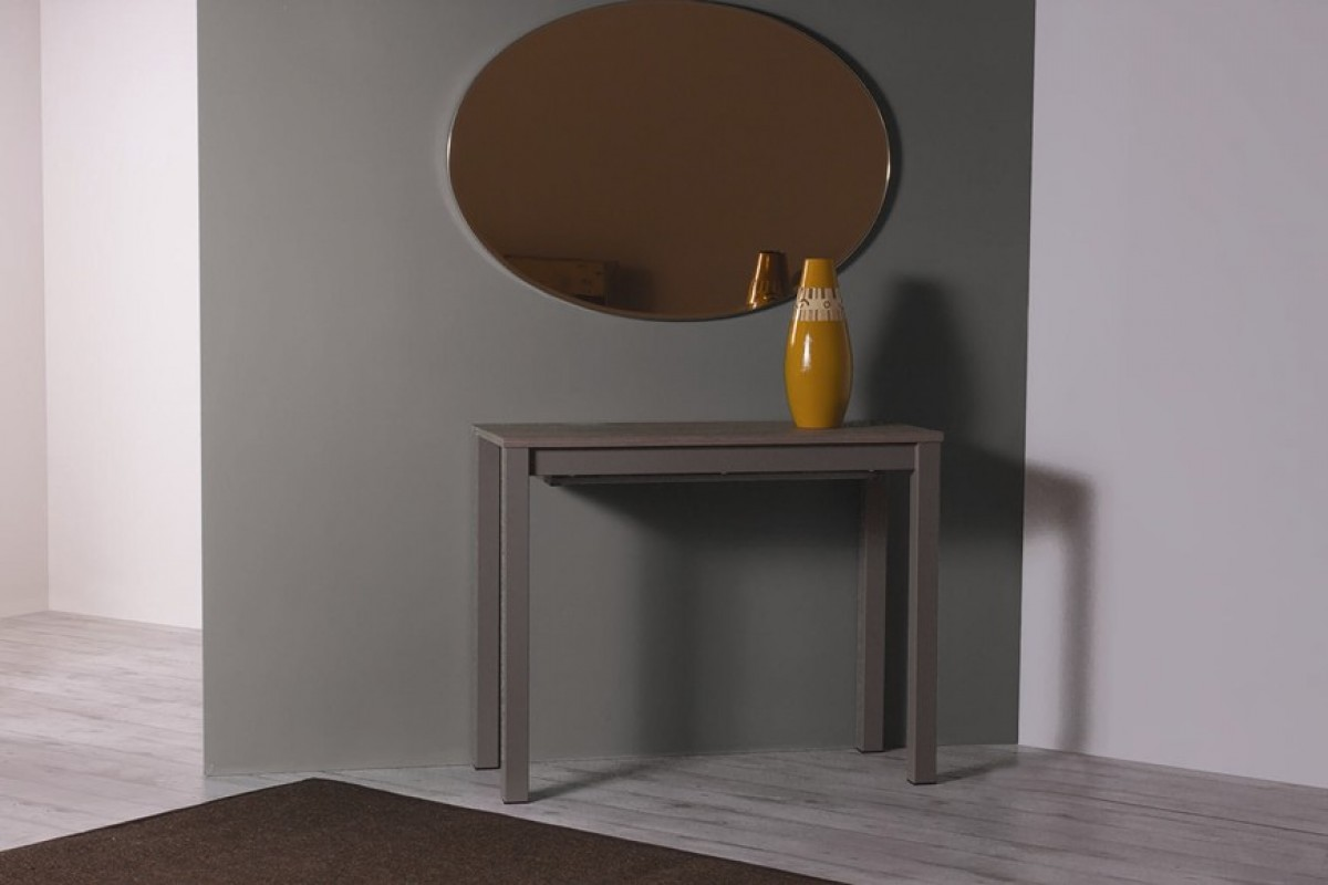 Console Transformable En Table Modulance