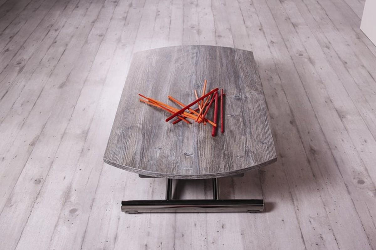 table relevable ronde rondo modulance. Black Bedroom Furniture Sets. Home Design Ideas