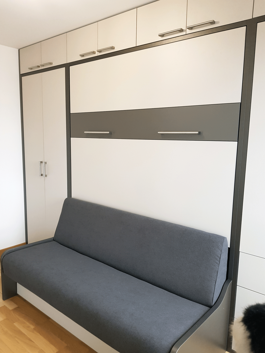 g tes h tels chambre d 39 tudiant quel lit escamotable choisir modulance. Black Bedroom Furniture Sets. Home Design Ideas