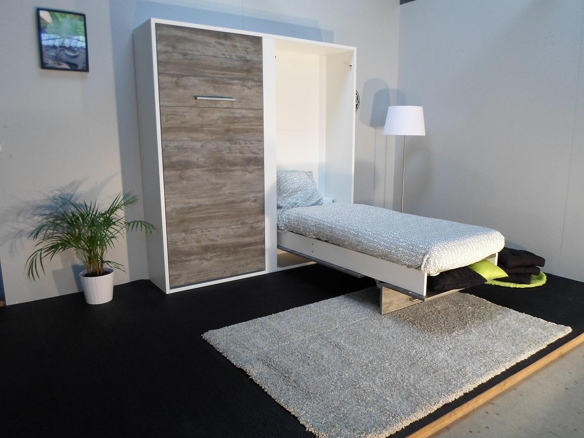 lit escamotable premium double modulance. Black Bedroom Furniture Sets. Home Design Ideas