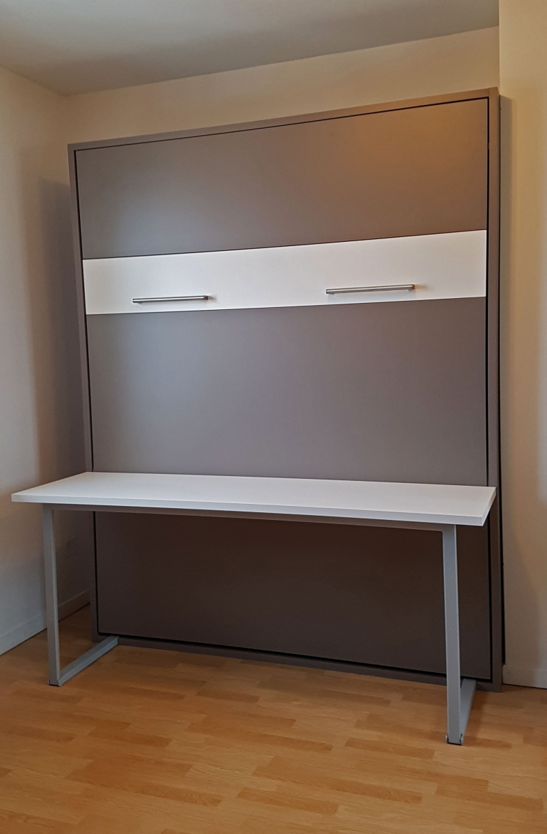 Lit escamotable PREMIUM Desk