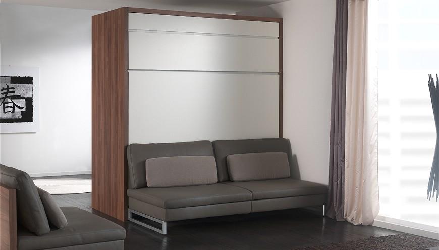 Lit escamotable canapé Loft de la marque Boone